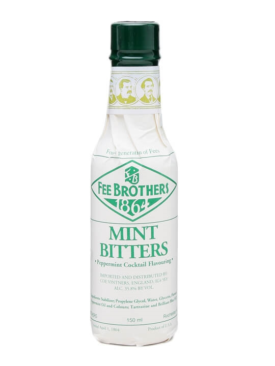 Fee Brothers Mint Bitters