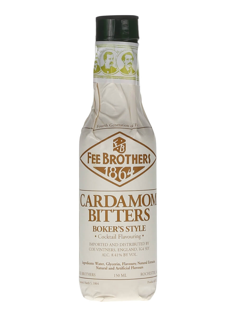 Fee Brothers Cardamom Bitters