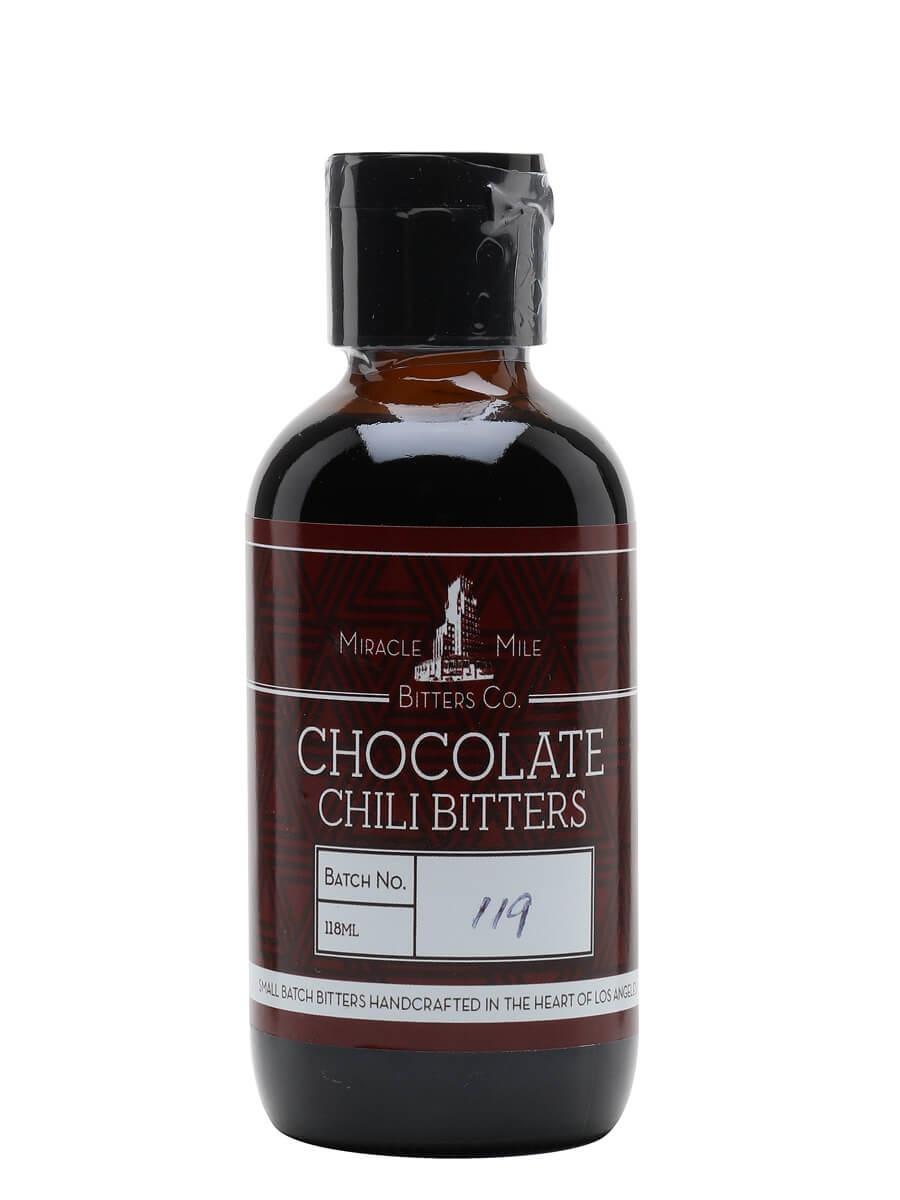 Miracle Mile Chocolate-Chili Bitters