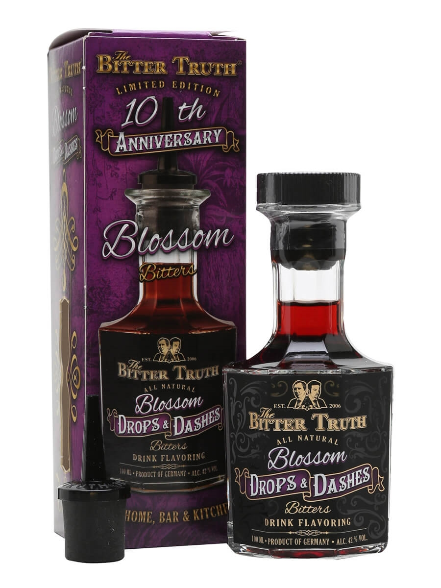 Bitter Truth Drops & Dashes Blossom Bitters