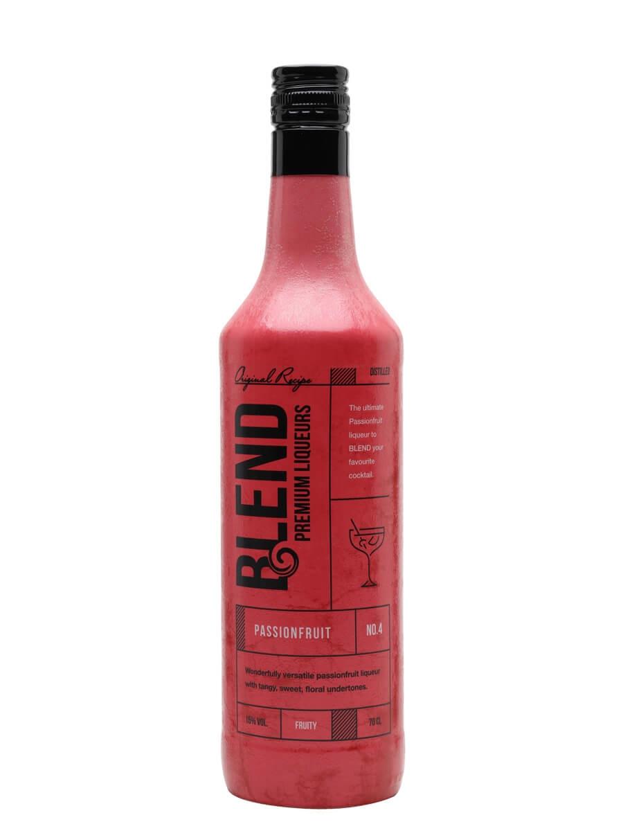 Blend Passion Fruit No.4 Liqueur