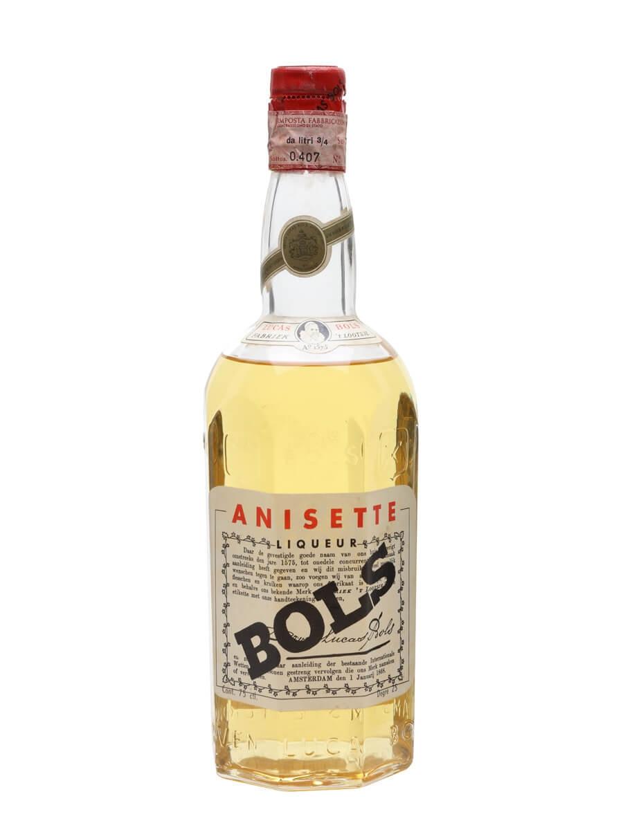 Bols Anisette Liqueur / Bot.1950s