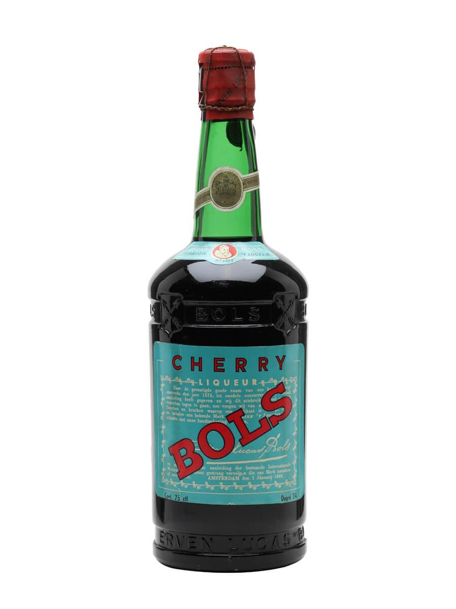 Bols Cherry Liqueur / Bot.1950s