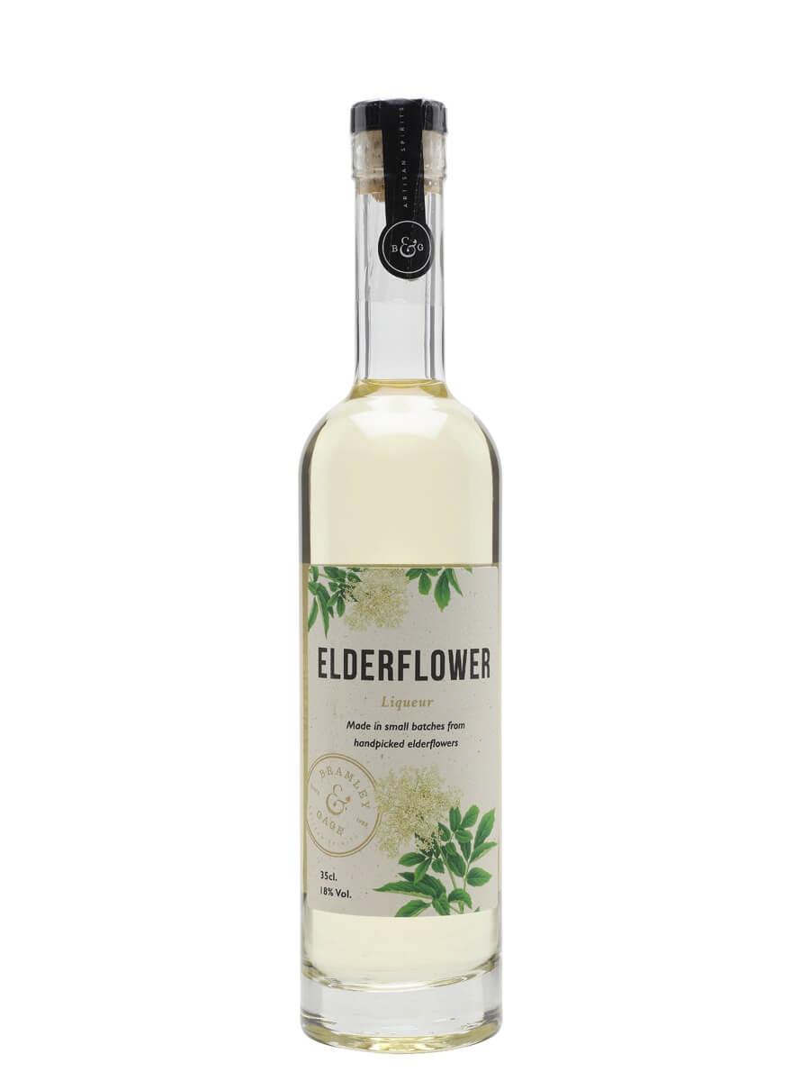 Bramley & Gage Elderflower Gin Liqueur