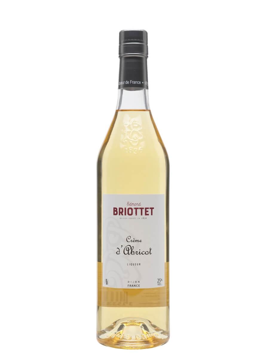 Briottet Creme d' Abricot (Apricot) Liqueur