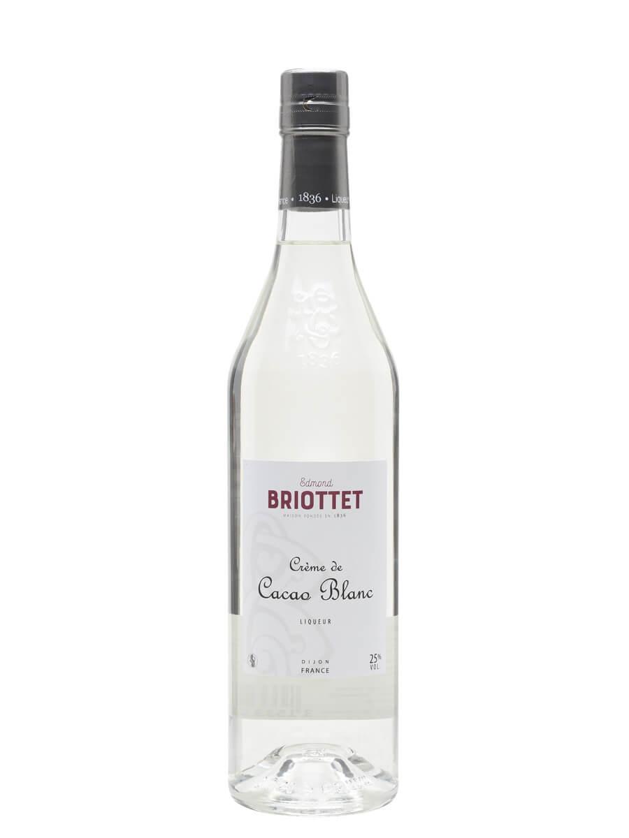 Briottet Creme de Cacao Blanc (Cocoa) Liqueur