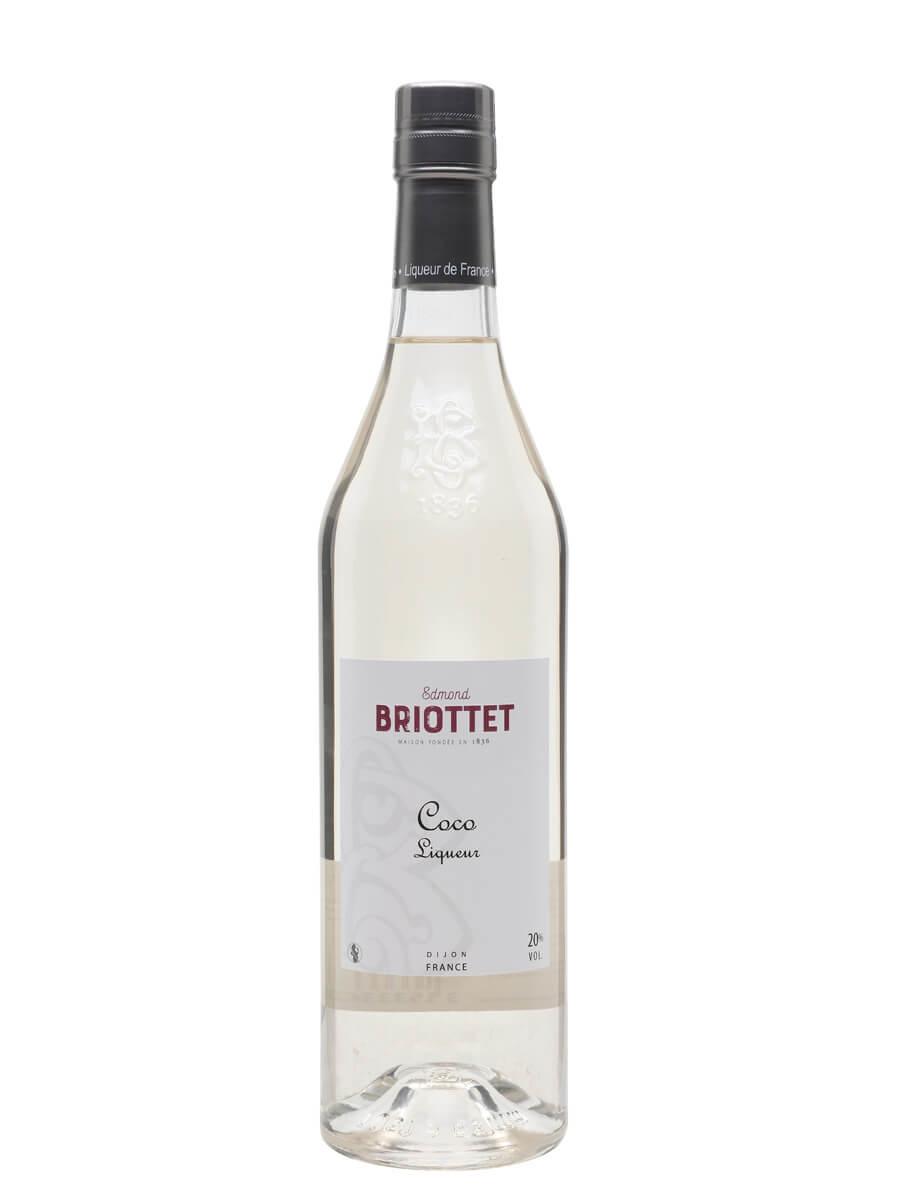 Briottet Creme de Coconut Liqueur