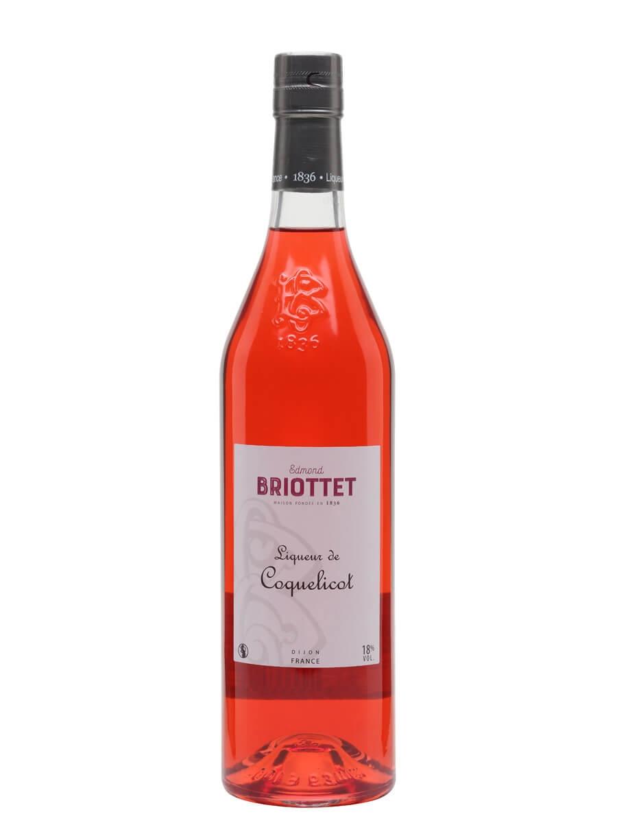 Briottet Coquelicot de Nemours (Poppy) Liqueur