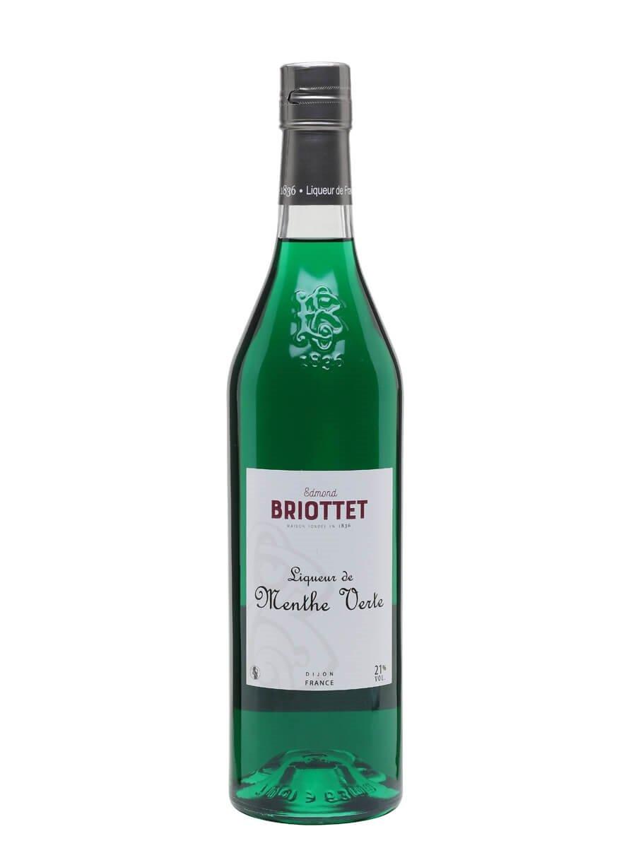 Briottet Creme de Menthe Verte Liqueur