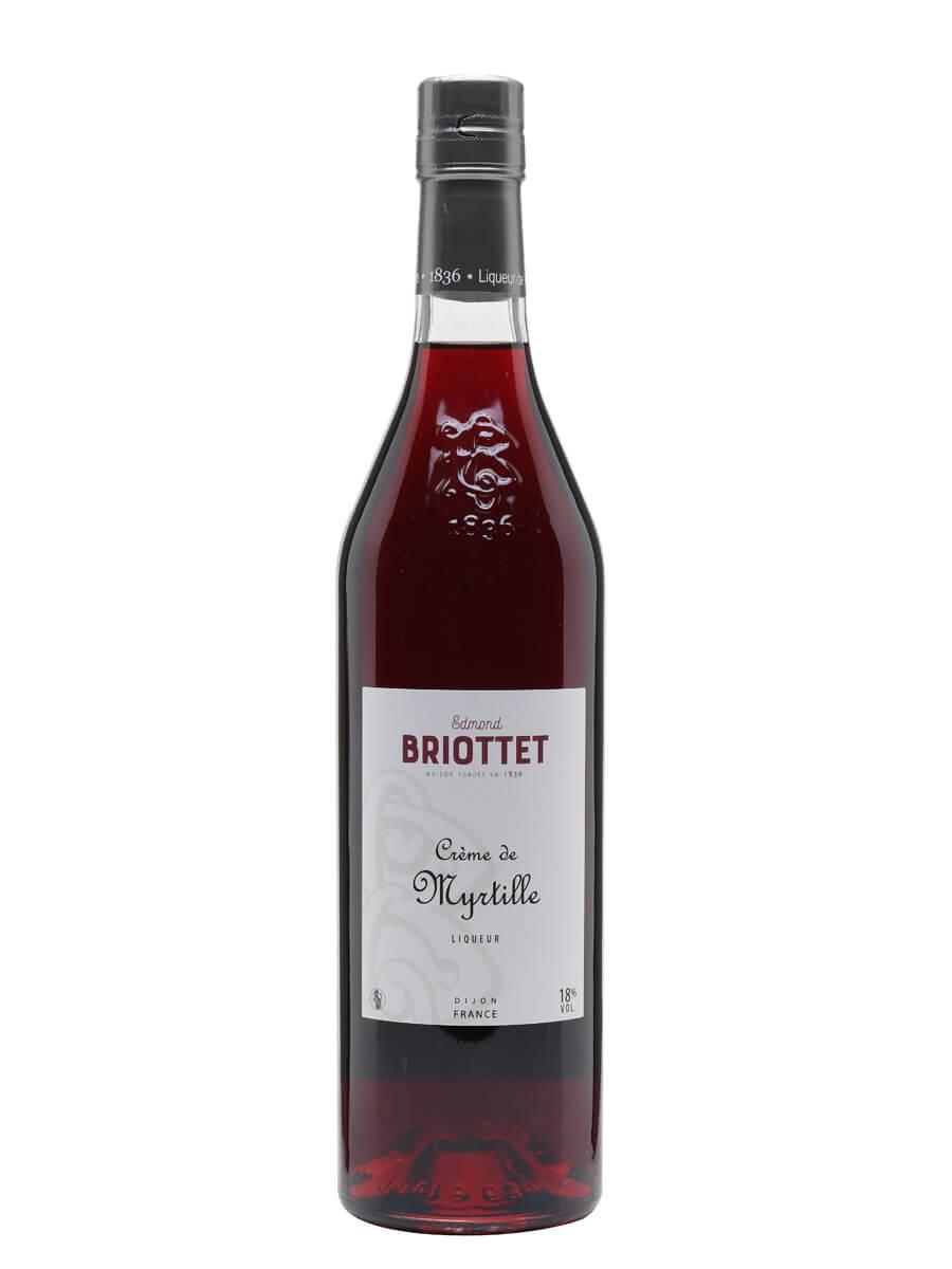 Briottet Creme de Myrtille (Blueberry) Liqueur