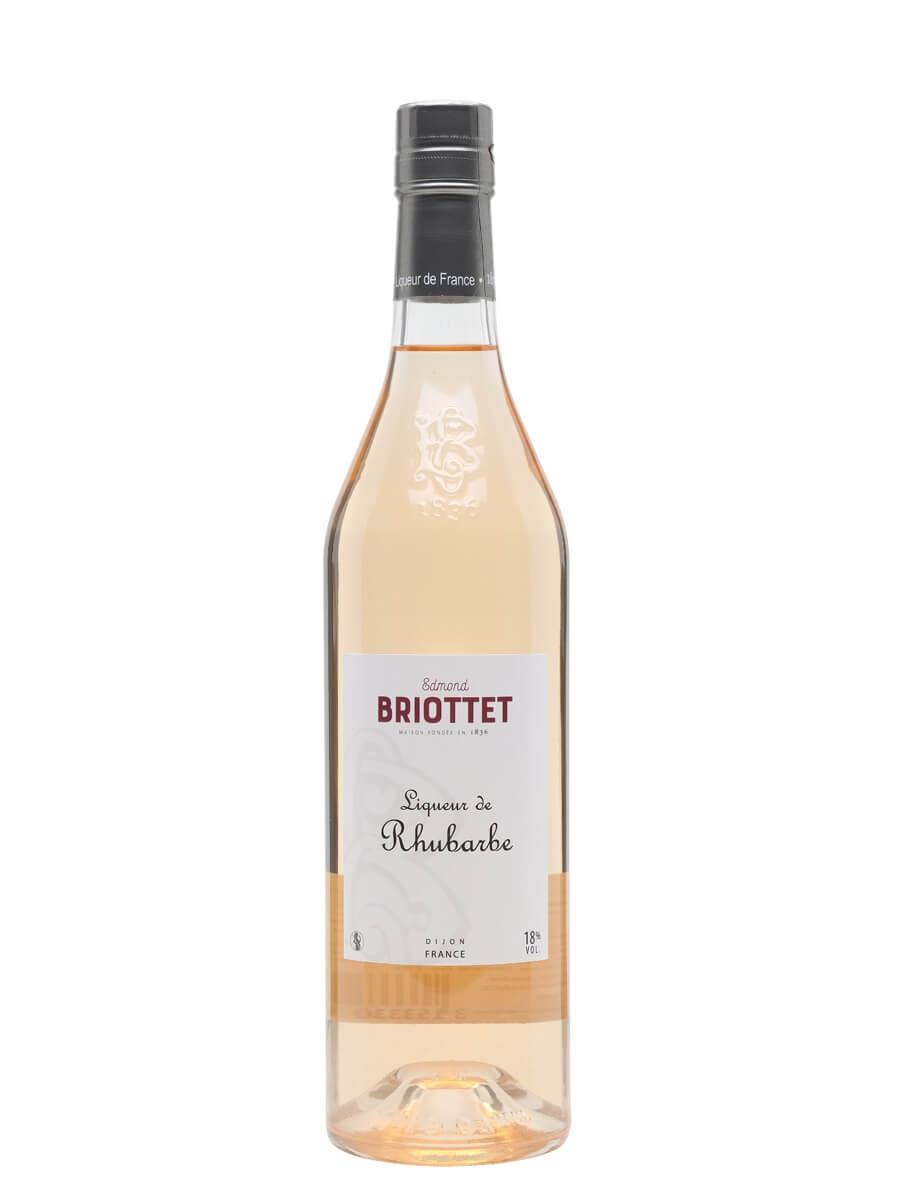 Briottet Rhubarbe Liqueur (Rhubarb)