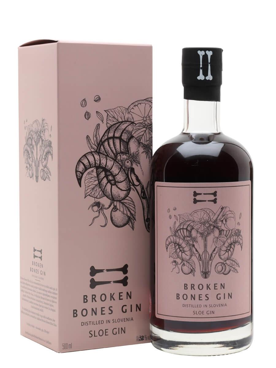Broken Bones Sloe Gin