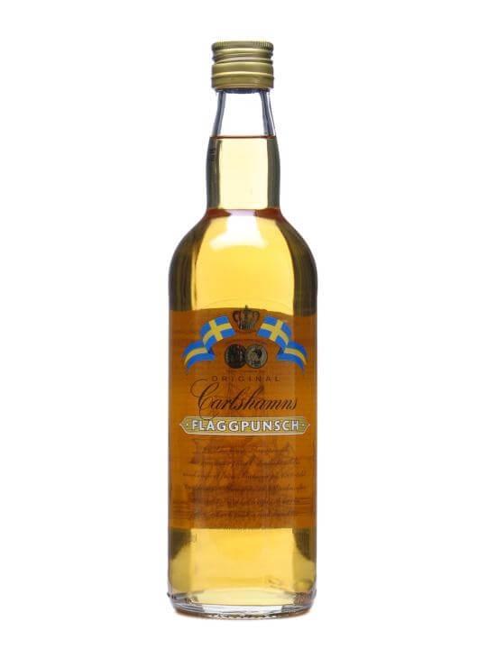 Carlshamns Flaggpunsch Swedish Punsch Liqueur