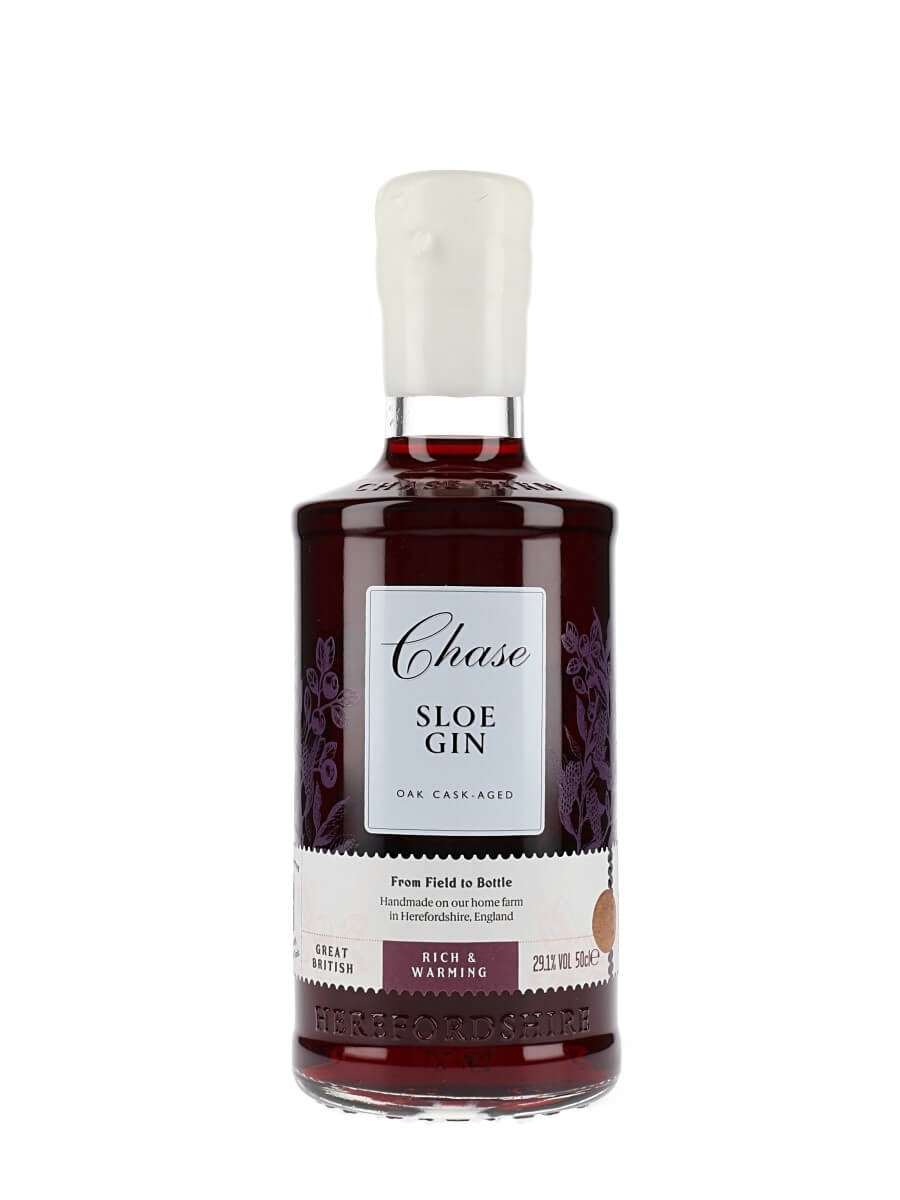 Chase Oak Aged Sloe Gin and Mulberry