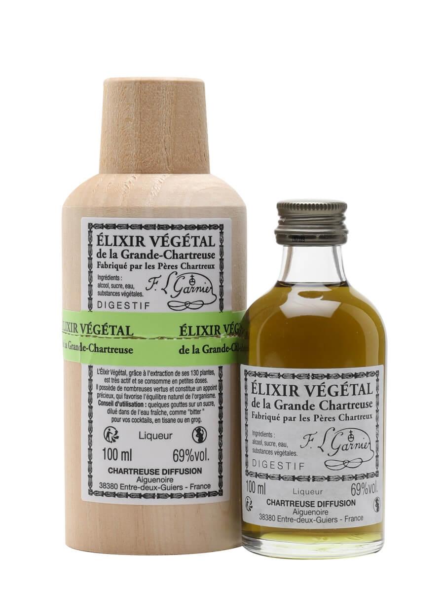 chartreuse elixir vegetal de la grande chartreuse liqueur the