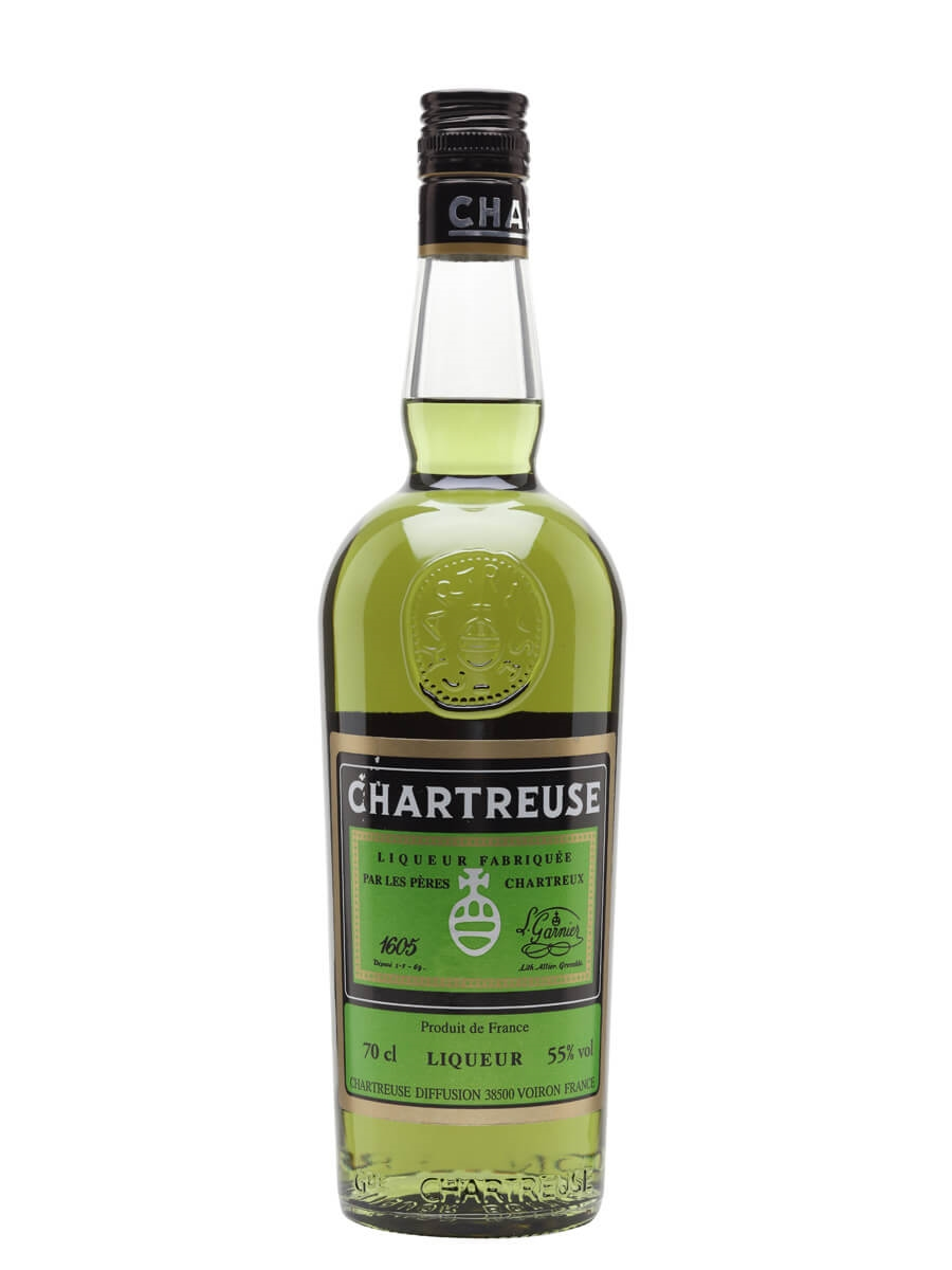 chartreuse green liqueur the whisky exchange. Black Bedroom Furniture Sets. Home Design Ideas