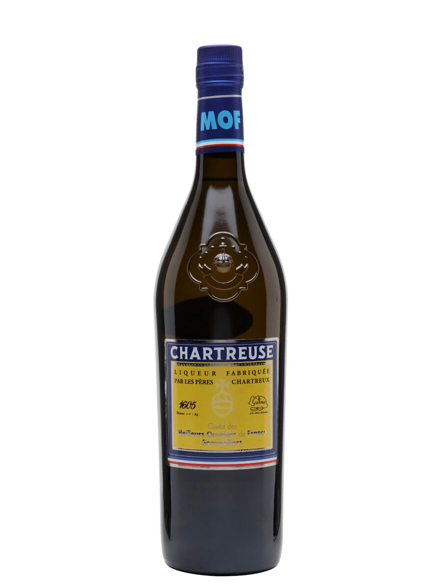 Chartreuse Cuvee des MOF Sommeliers / Bot.2020