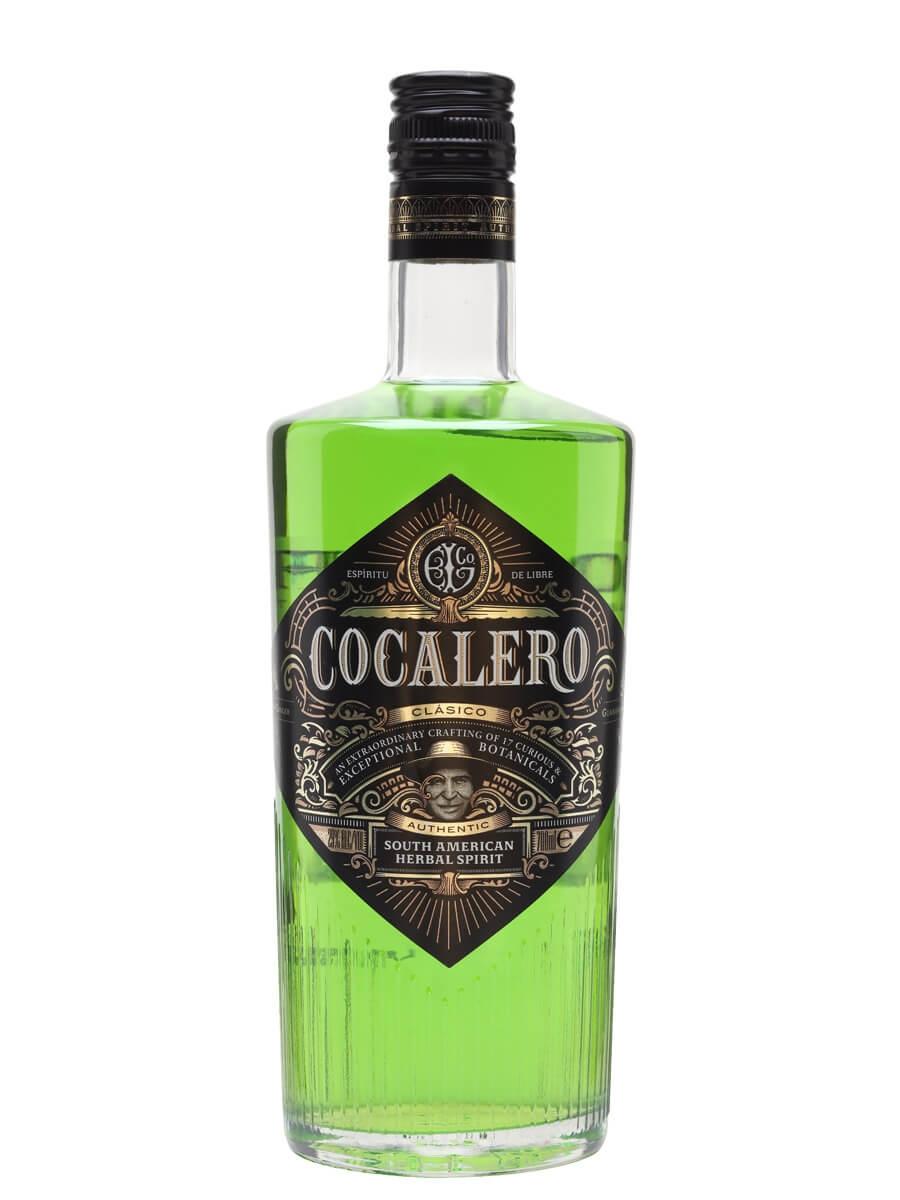 Cocalero Clasico Herbal Spirit