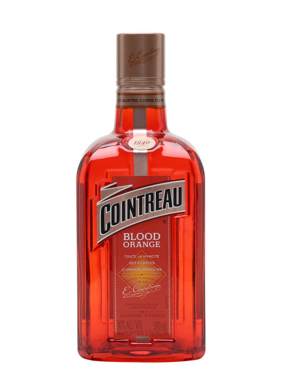 Cointreau Blood Orange / Half Litre