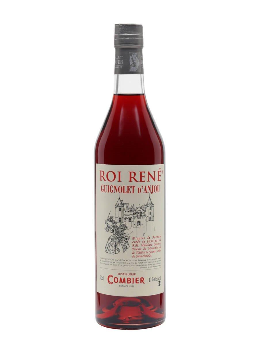 Combier Roi Rene Rouge Cherry Liqueur