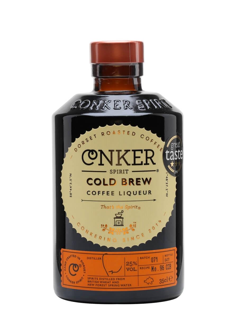 Conker Cold Brew Coffee Liqueur / Half Bottle