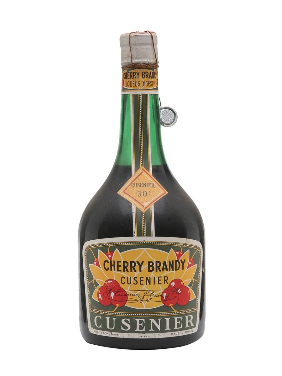 Cusenier Cherry Brandy / Bot.1950s