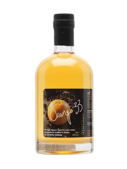 Da Mhile Orange 33 Organic Liqueur