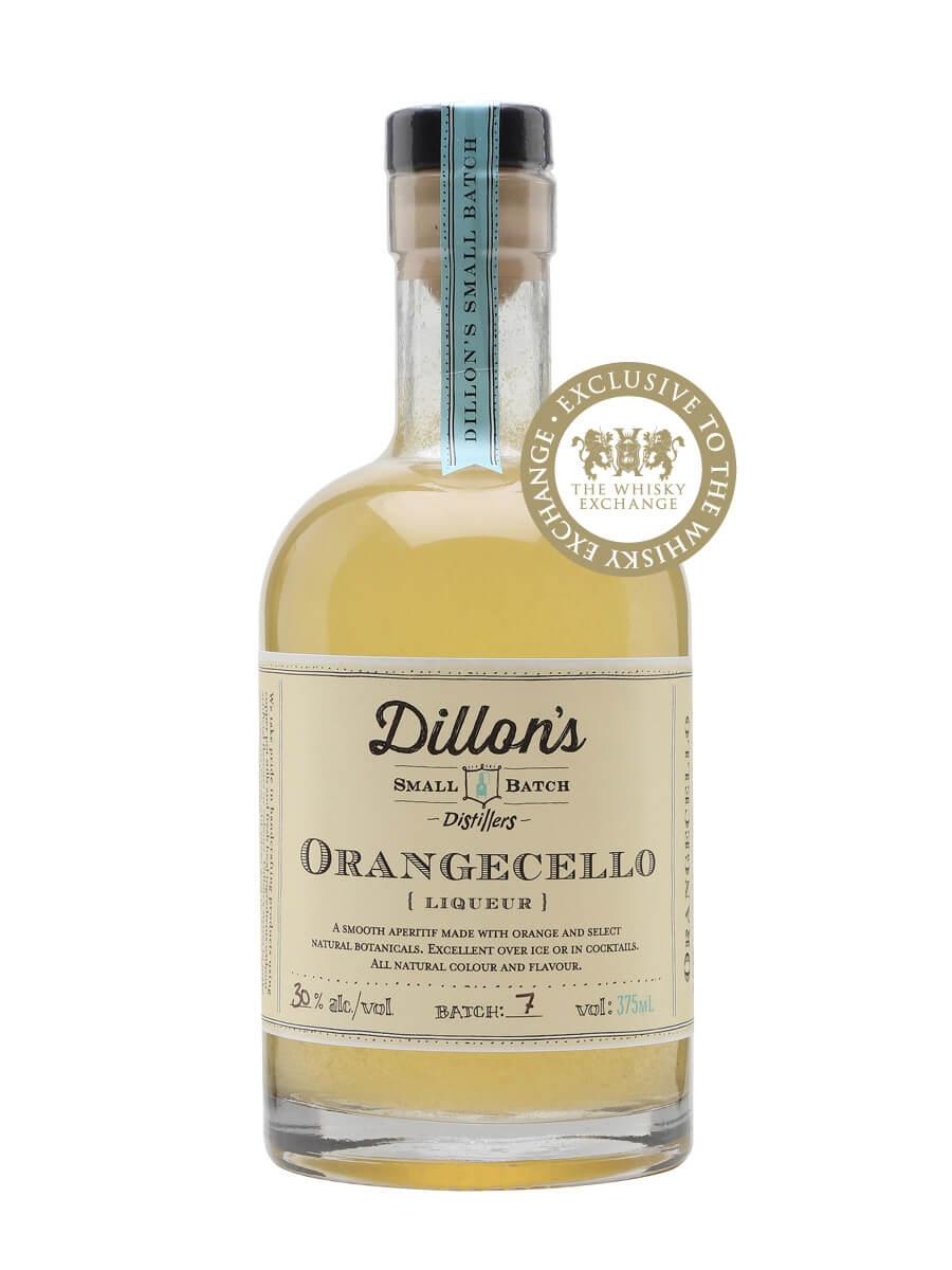 Dillons Orangecello / Half Bottle