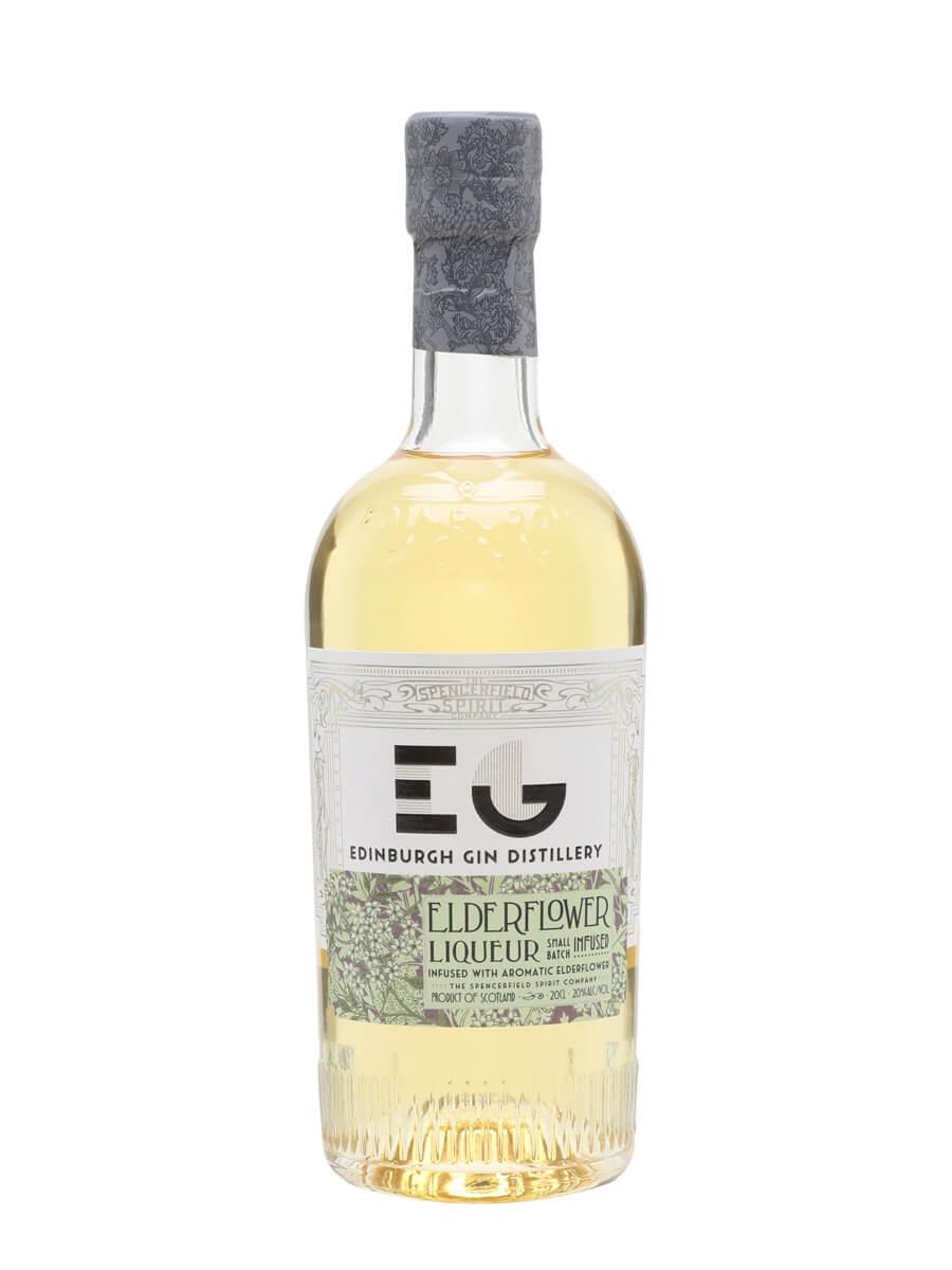 Edinburgh Elderflower Gin Liqueur/ Small Bottle