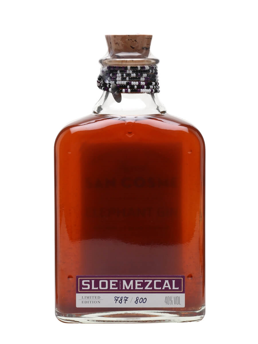Elephant Sloe Mezcal