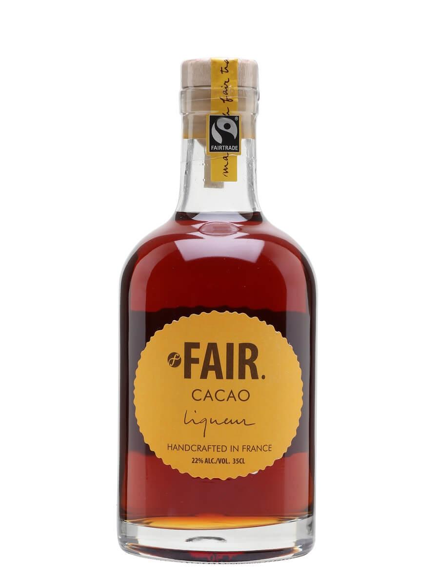 Fair Cacao Liqueur / Half Bottle