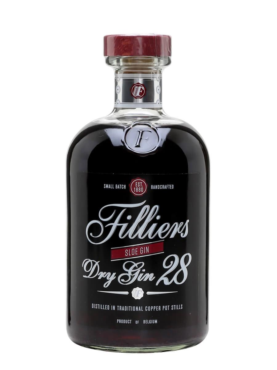 Filliers Dry 28 / Sloe Gin