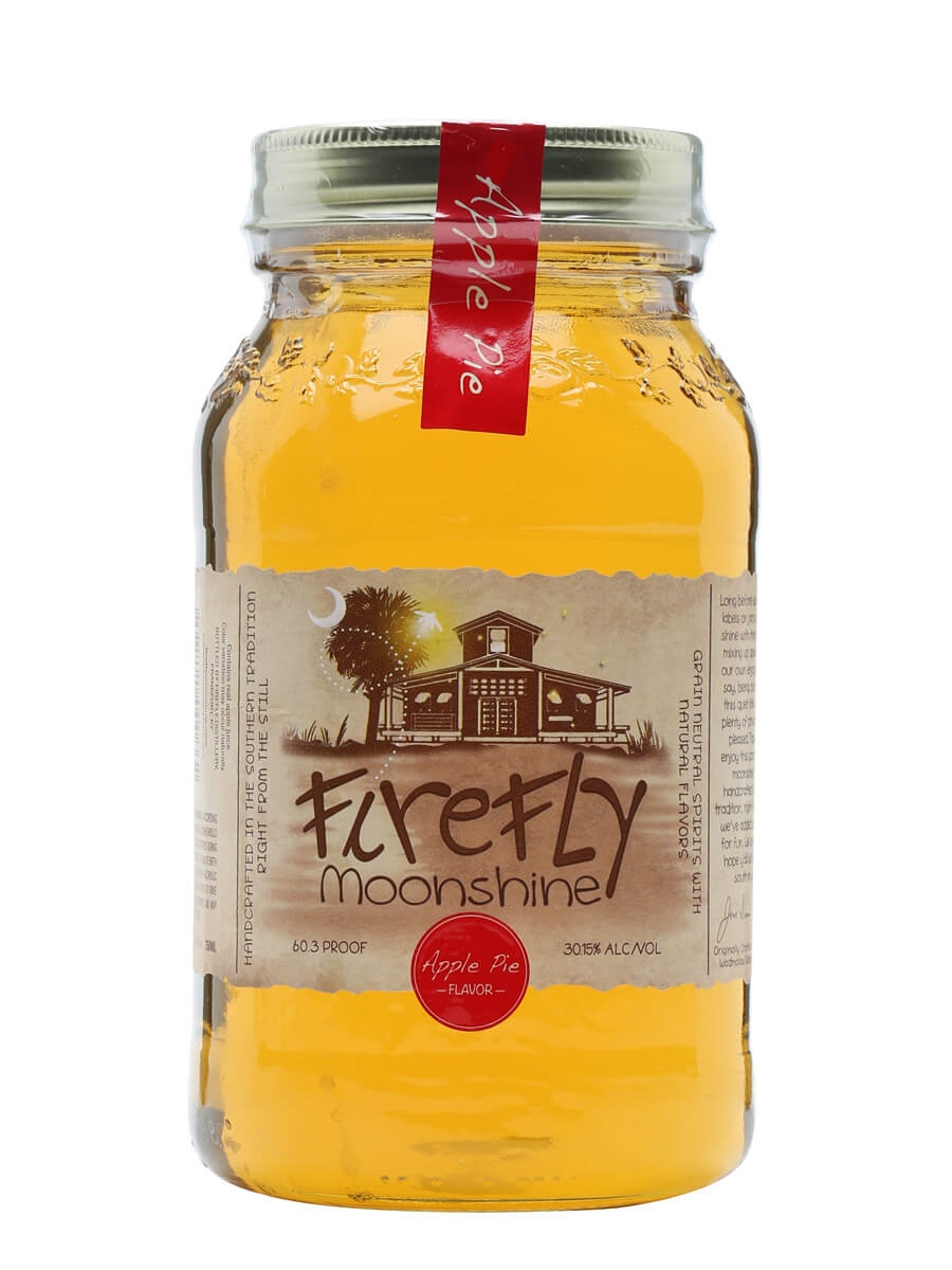 Firefly Moonshine Apple Pie Liqueur : The Whisky Exchange