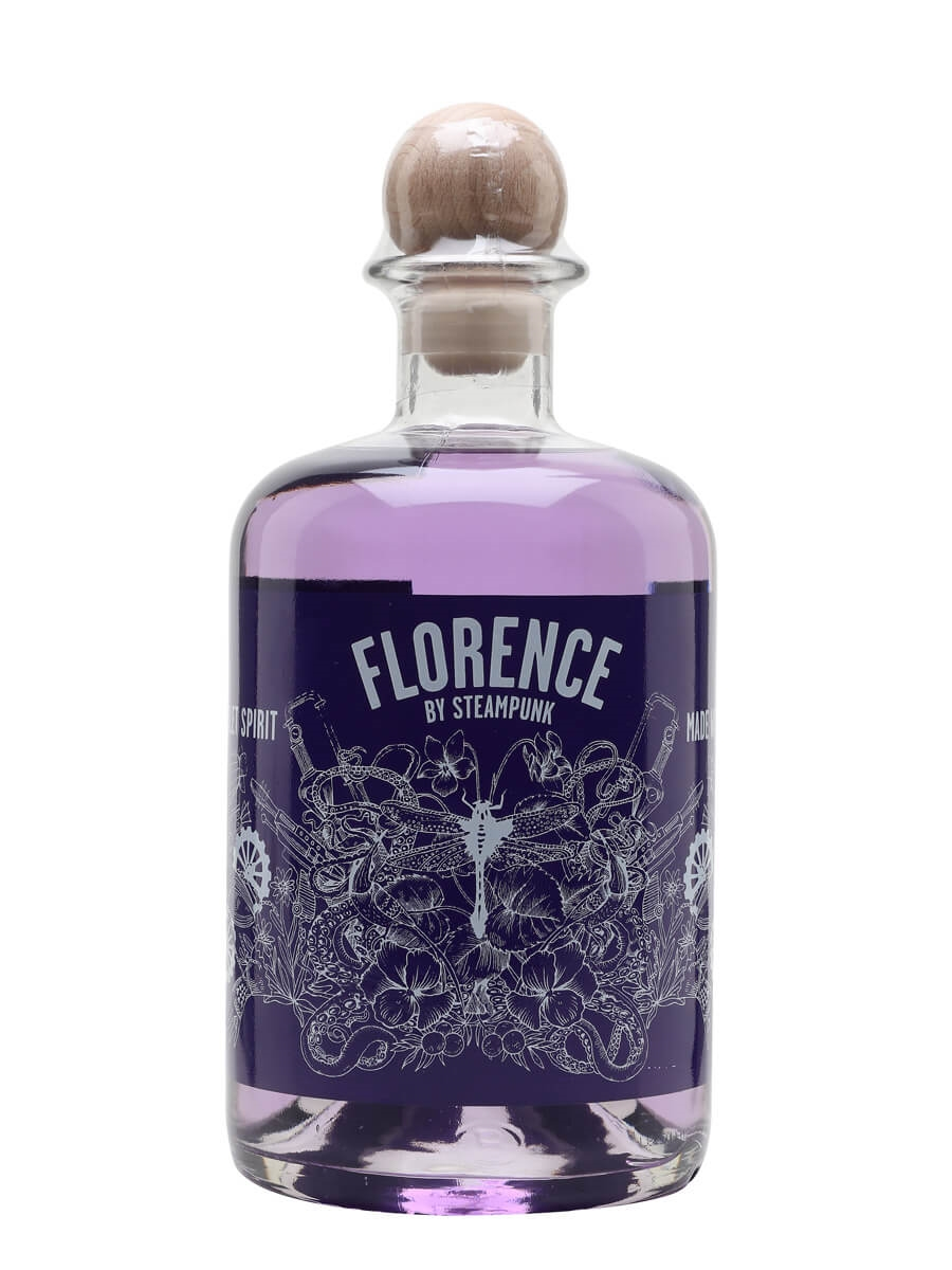 Florence Violet Scented Gin