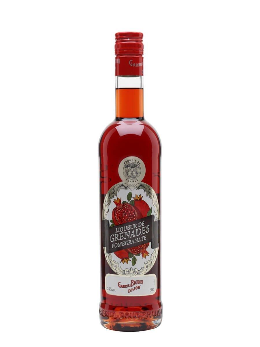 Gabriel Boudier Grenades (Pomegranate) Liqueur