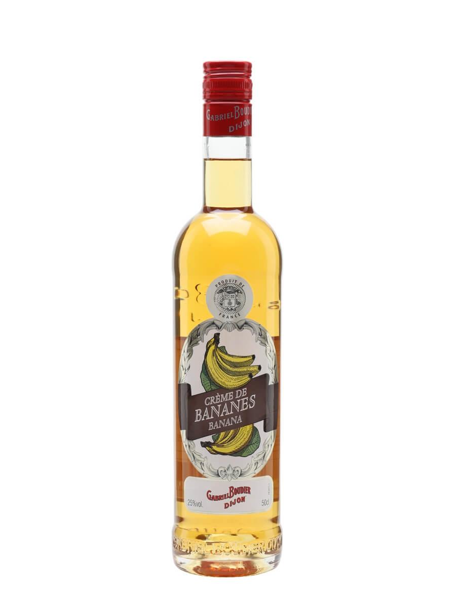 Gabriel Boudier Creme de Bananes / Half Litre