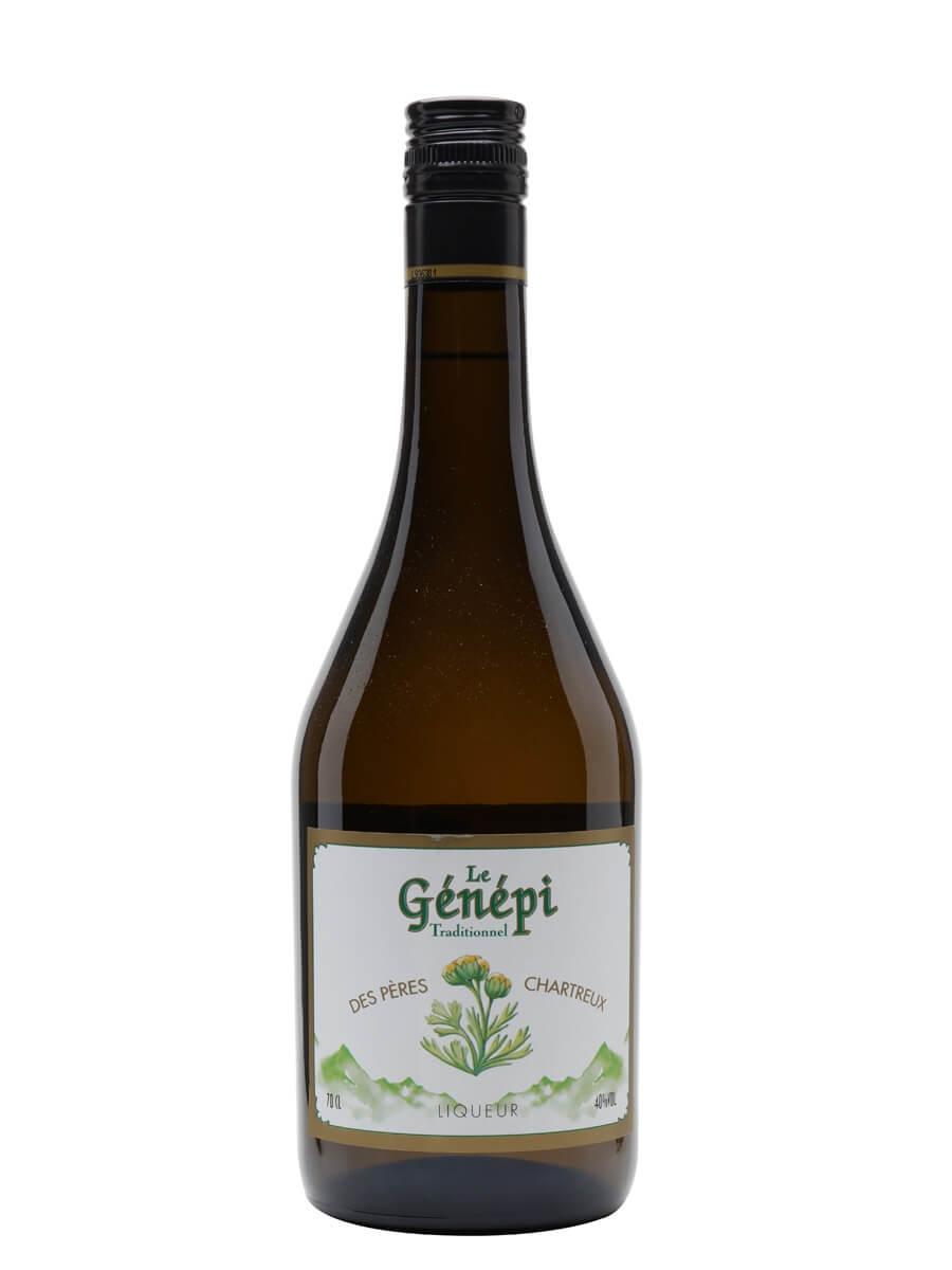 Genepi des Peres Chartreux Liqueur