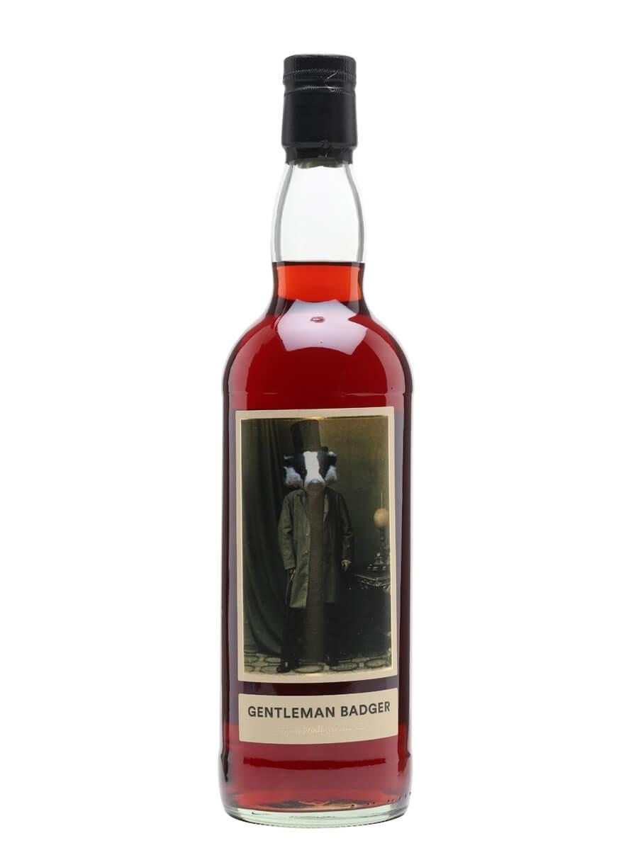 Gentleman Badger Sloe Gin