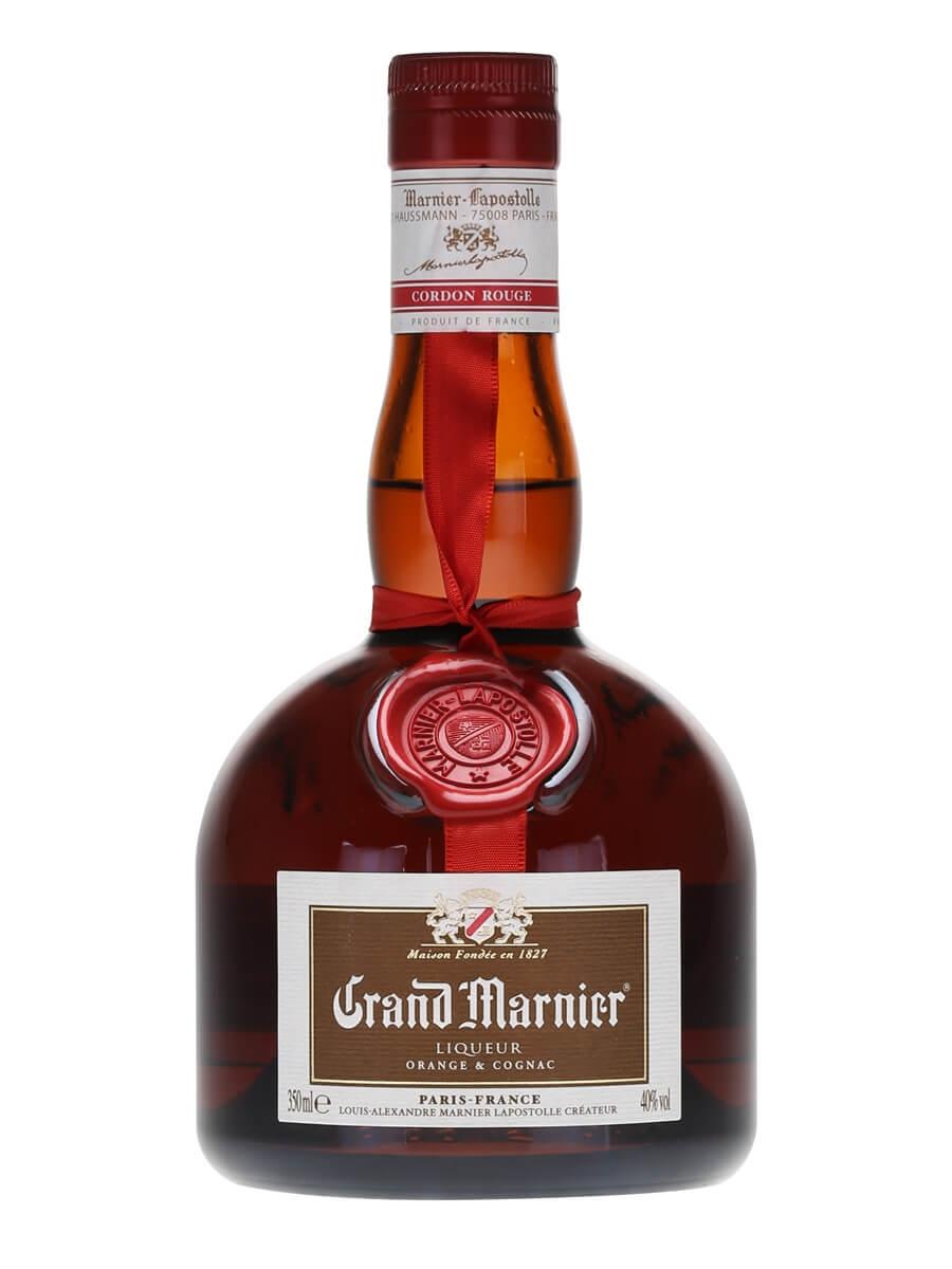 Grand Marnier / Cordon Rouge / Half Bottle