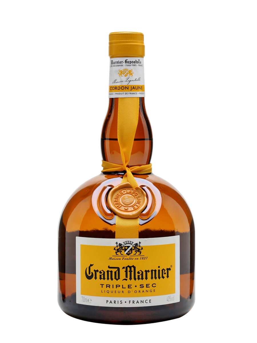 Grand marnier triple sec the whisky exchange for Grand marnier cordon jaune aldi