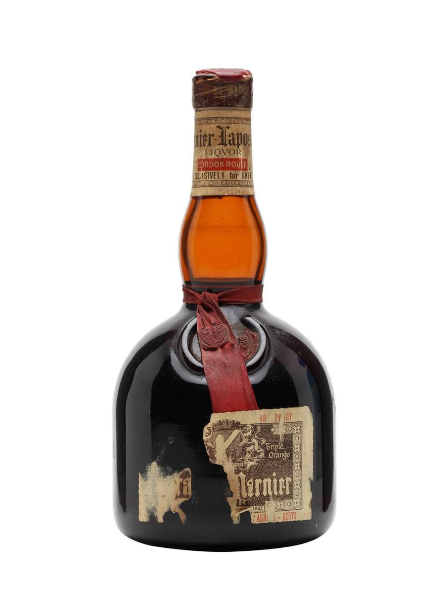 Grand Marnier Liqueur / Bot.1950s
