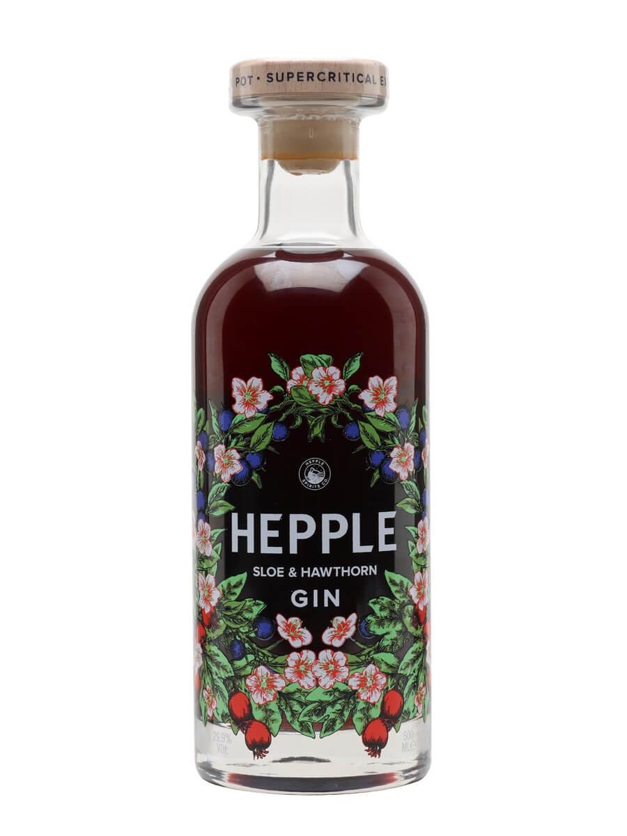Hepple Sloe & Hawthorn Gin Liqueur