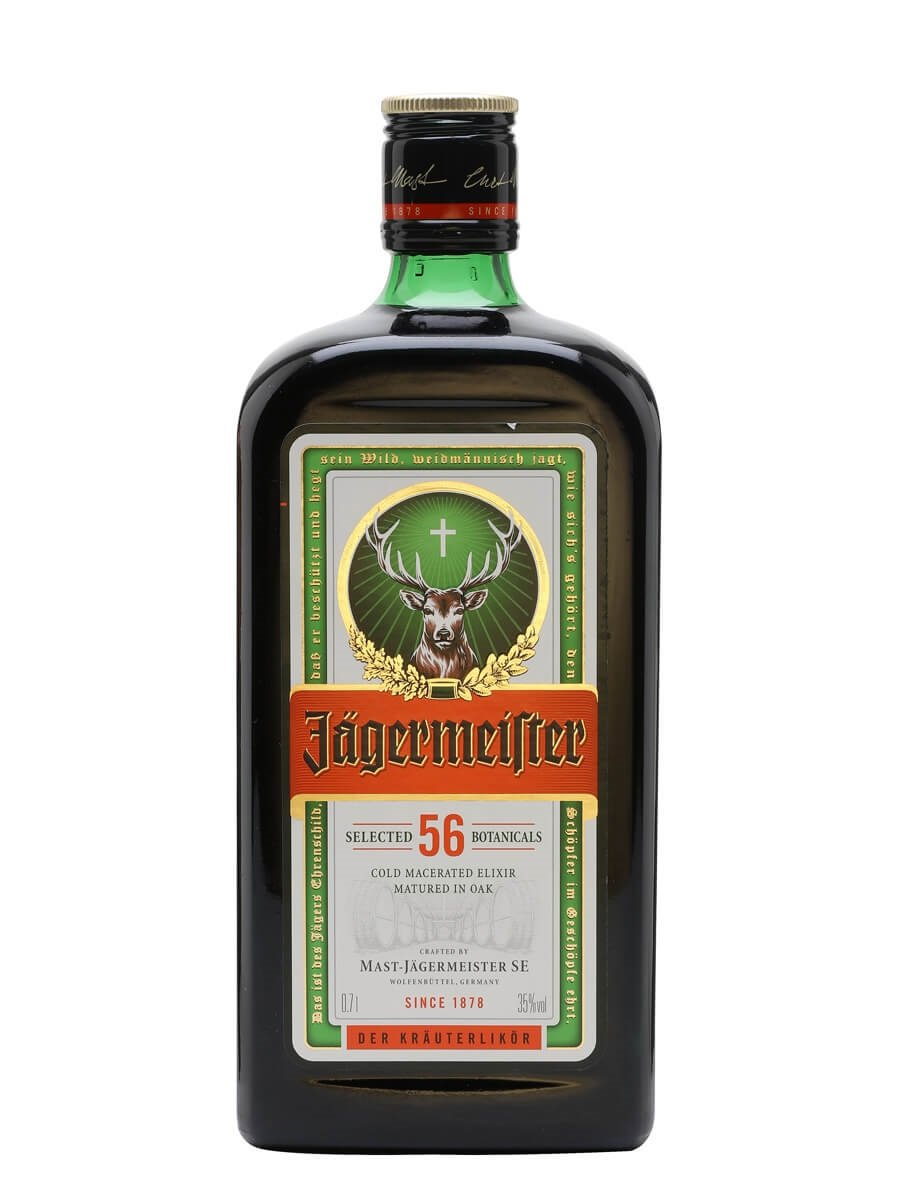 jagermeister liqueur the whisky exchange