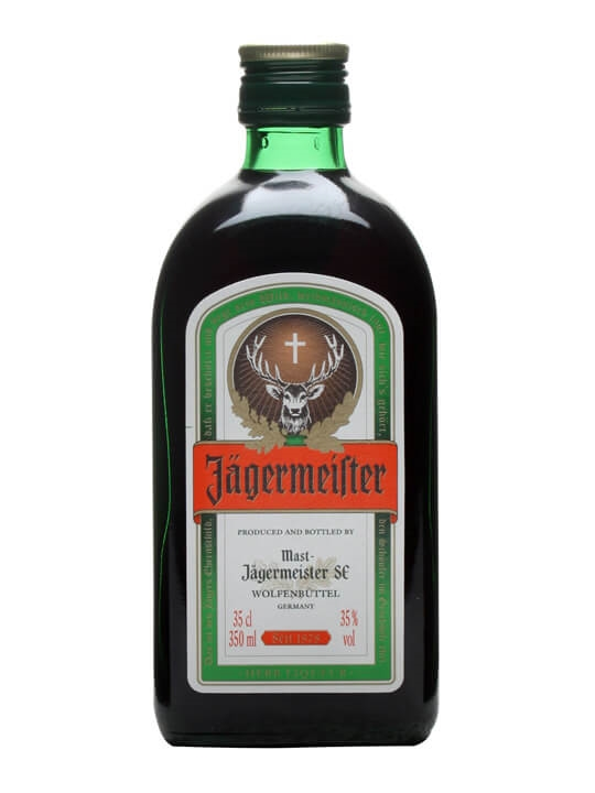 Jagermeister Liqueur / Half Bottle