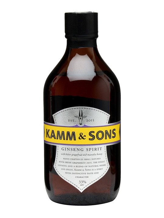 Kamm & Sons British Aperitif / Half Litre