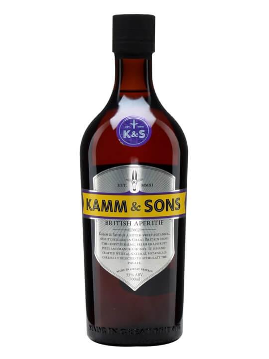 Kamm & Sons British Aperitif
