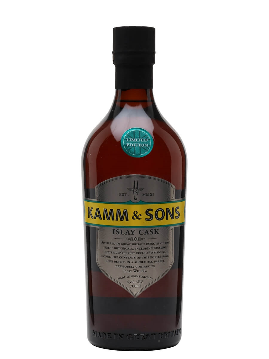 Kamm & Sons British Aperitif / Islay Cask
