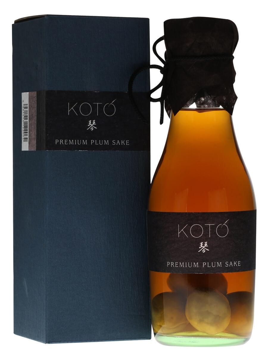 Koto Premium Plum Sake / Umeshu