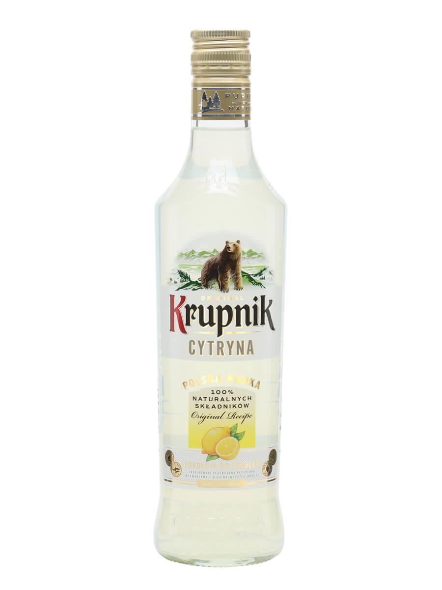 Krupnik Lemon Liqueur