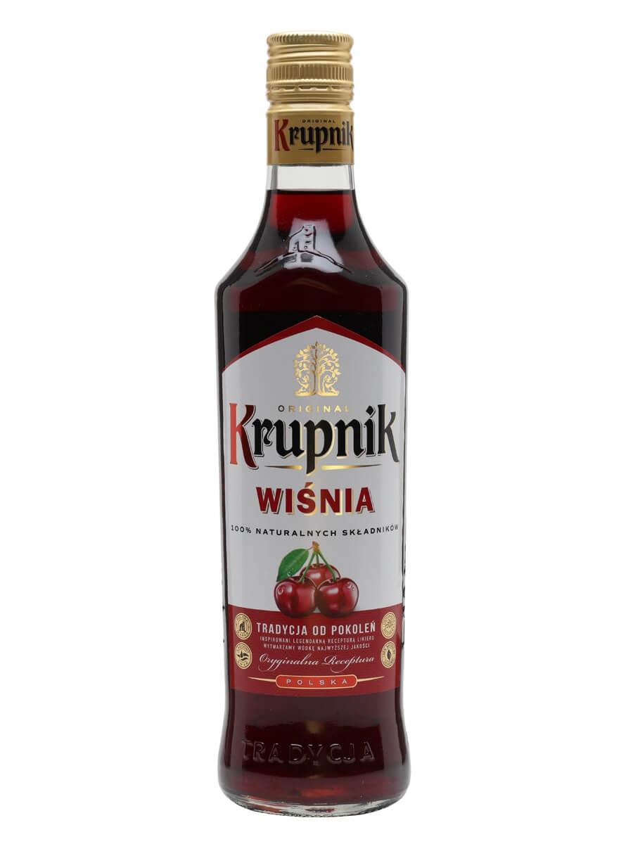 Krupnik Wisniowy Liqueur / Cherry